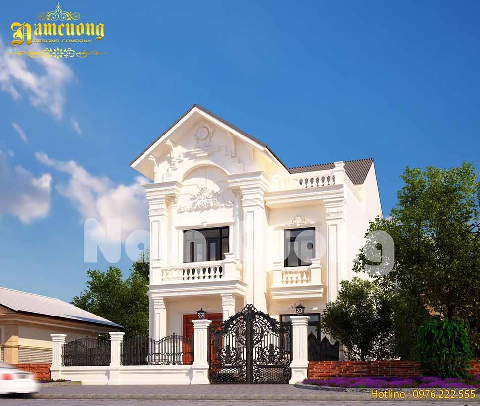 Biệt thự đẹp tại Sơn La