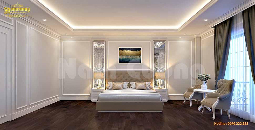 thiết kế buồng phòng khách sạn