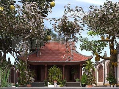 nhà thờ họ đình chùa