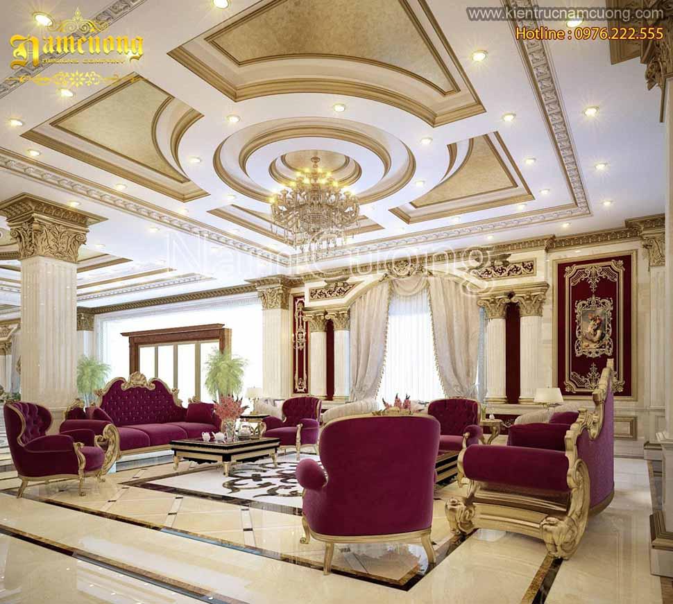 phòng chờ khách sạn