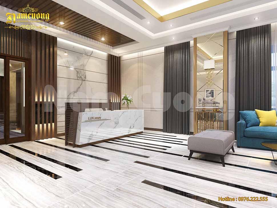 sảnh khách sạn
