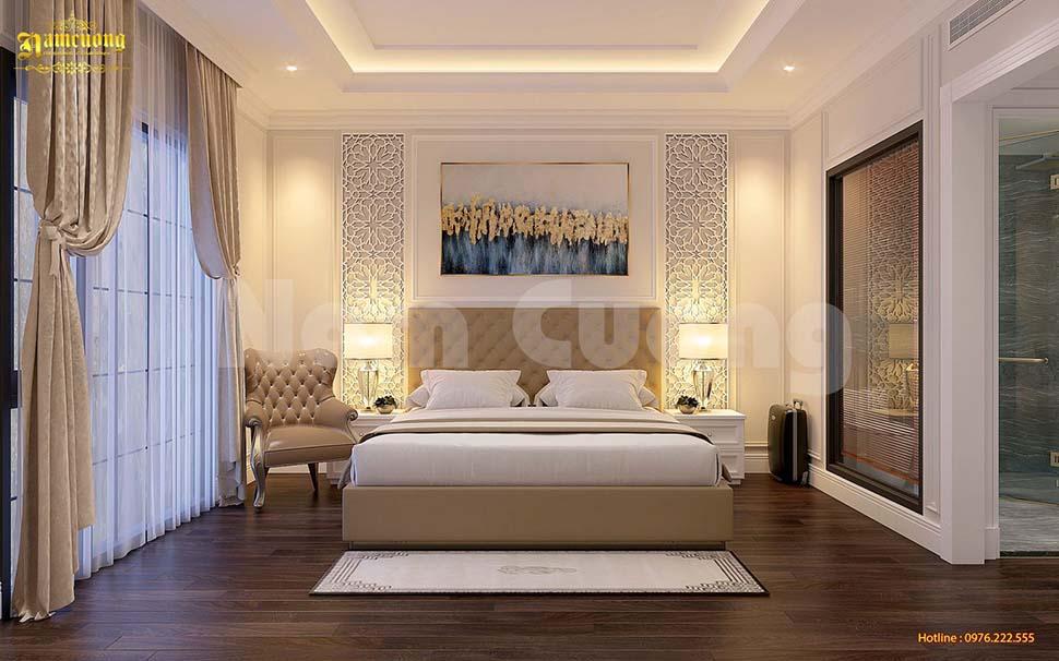 thiết kế khách sạn mặt tiền 10m 4 sao