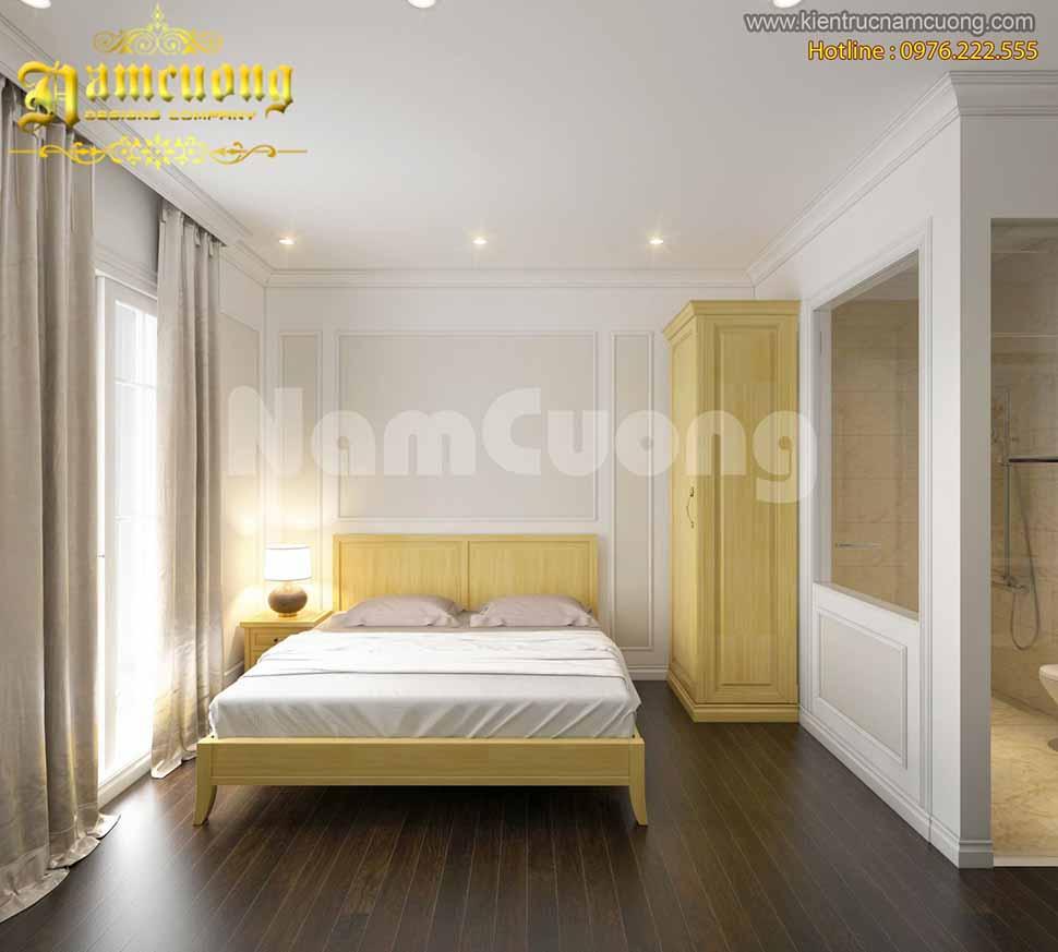 Phòng ngủ khách sạn 3 sao