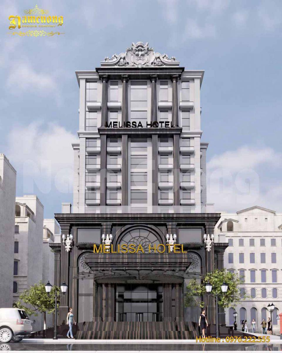 khách sạn 5 sao 2000m2
