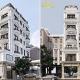 mẫu thiết kế nhà phố 4m x 14m