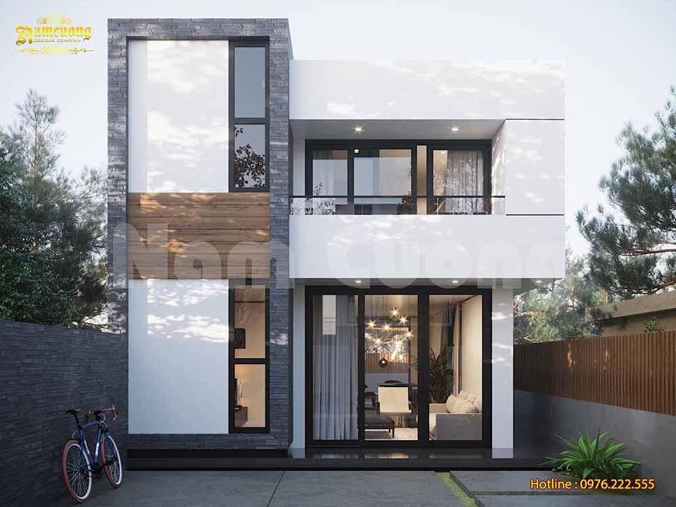 mẫu nhà phố hiện đại 5x15m