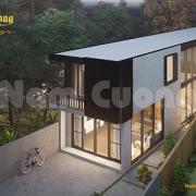 thiết kế nhà phố đơn giản mặt tiền 6m