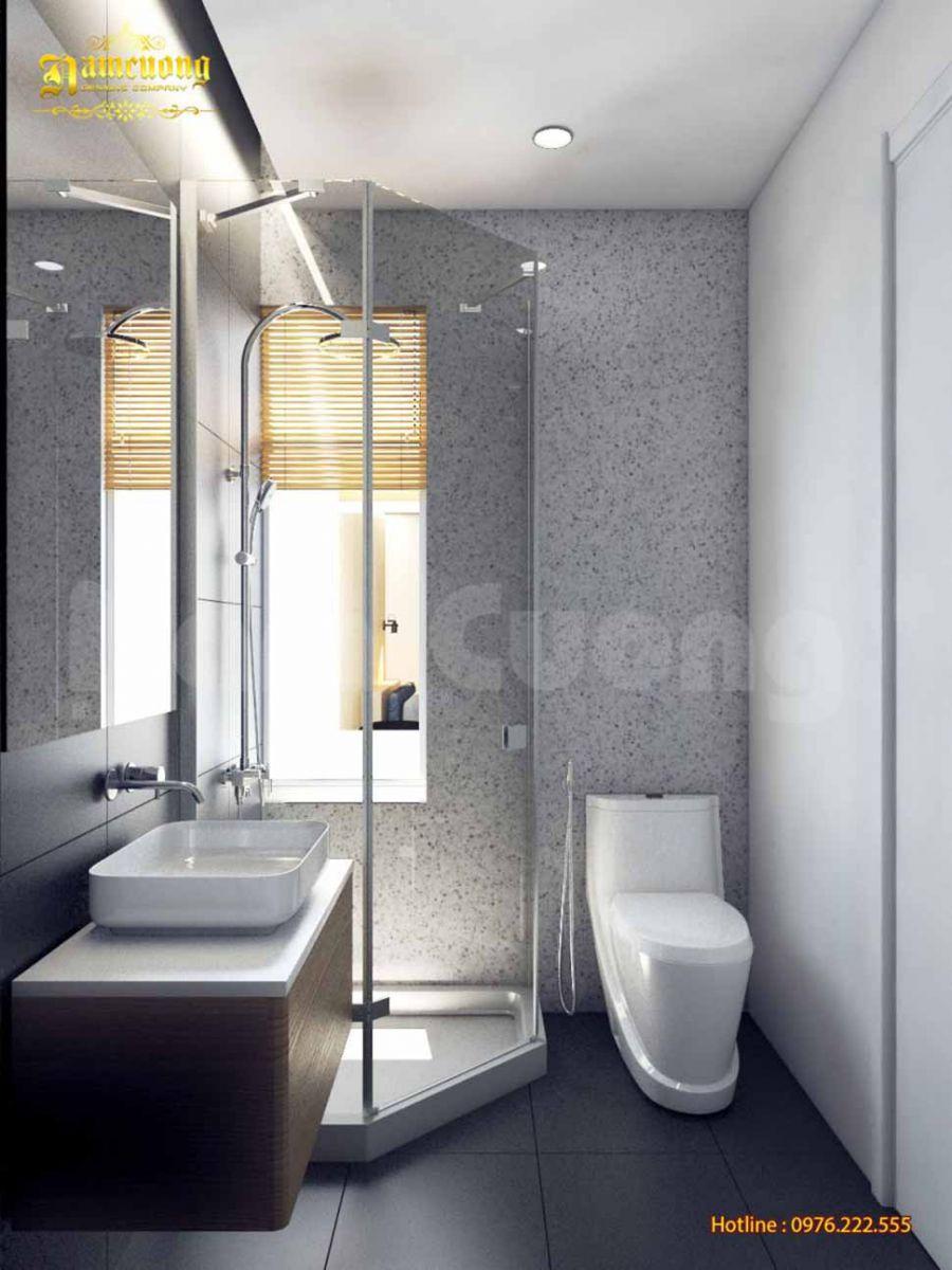 nội thất WC hiện đại