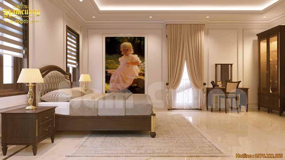 Nội thất phòng ngủ đẹp ở Lâm Đồng