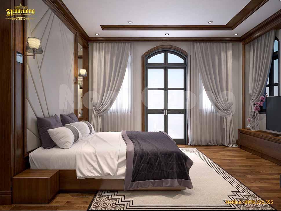 Nội thất phòng ngủ đẹp tại Quảng Bình