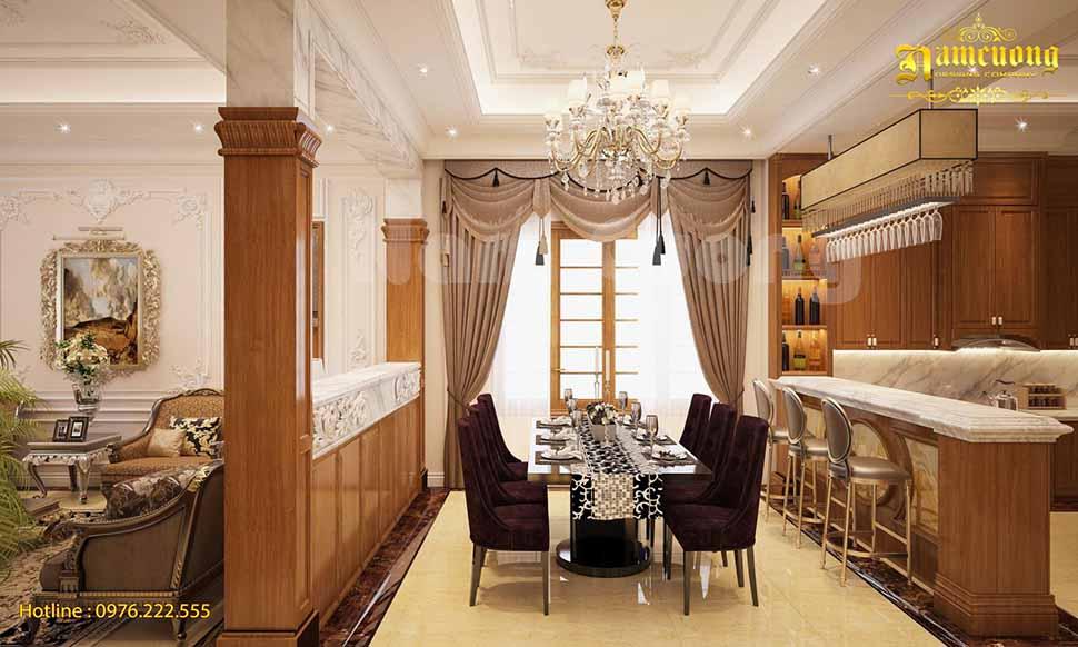 Mẫu phòng ăn