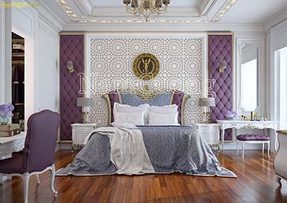 thiết kế phòng ngủ khách sạn 4 sao