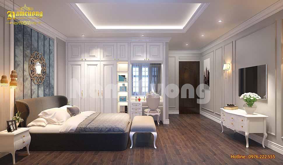 Không gian phòng ngủ cực chất