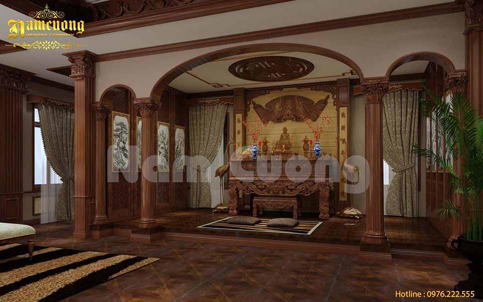 Những mẫu thiết kế phòng khách bằng gỗ đẹp sang trọng bậc nhất