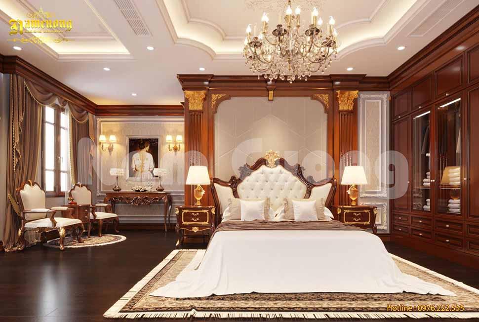 Phòng ngủ 2 vợ chồng