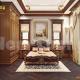 thiết kế phòng ngủ 20m2 cho biệt thự tân cổ điển tại Hải Phòng