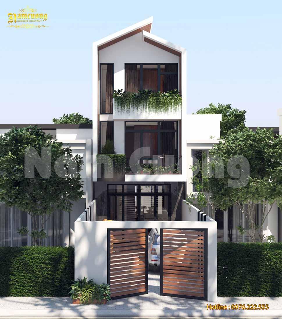 xây nhà 3 tầng trọn gói