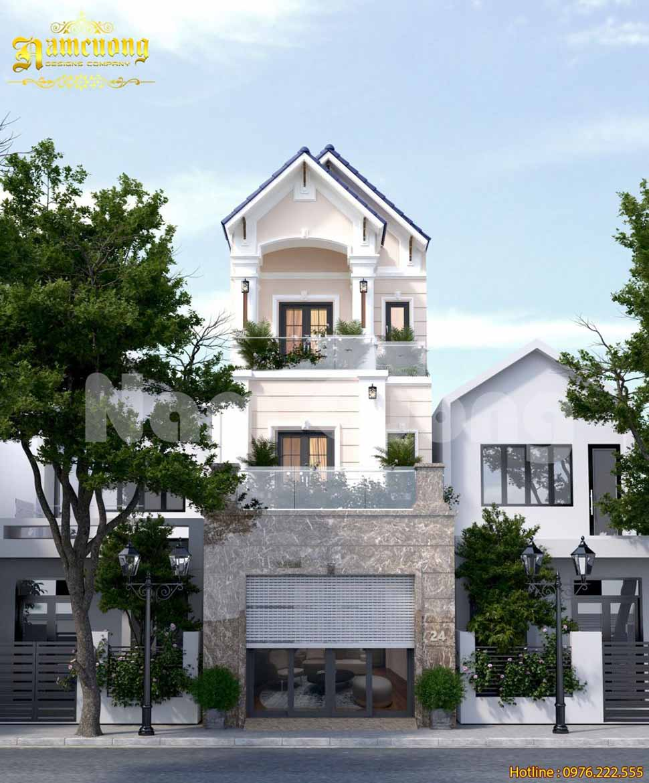 nhà trọn gói giá rẻ