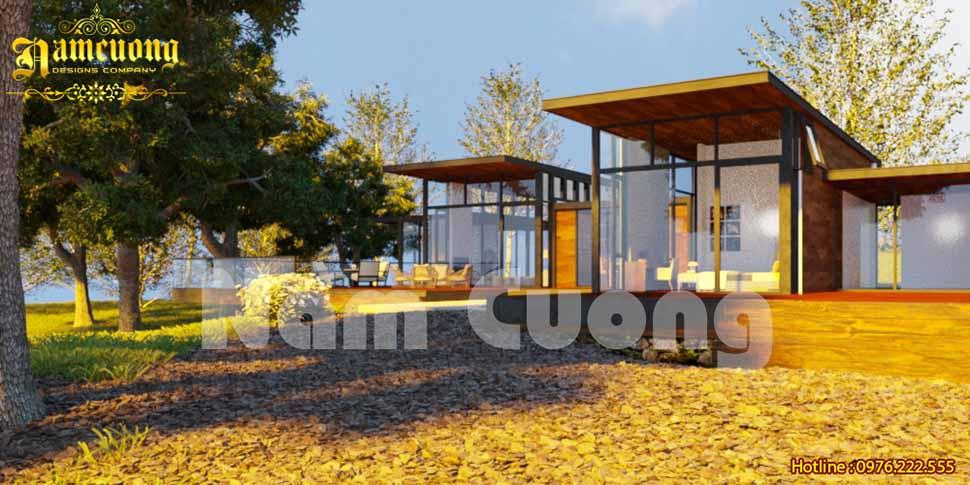 xây nhà hiện đại