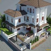 xây dựng nhà đẹp trọn gói